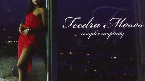 TGJ Replay:  Teedra Moses 'Complex Simplicity'