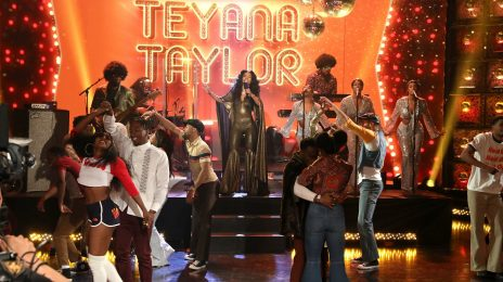 Teyana Taylor Electrifies 'Ellen' With 'Issues / Hold On' [Performance]