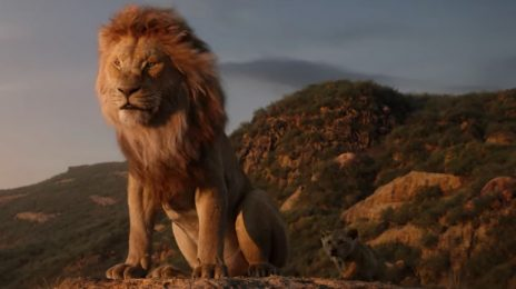 'The Lion King' Set To Roar With Projected US Opening Of Over $150 Million