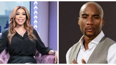 Wendy Williams Mends Fences With Charlamagne Tha God