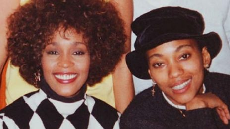 Whitney Houston's Alleged Female Lover To Set Record Straight With Tell-All Book