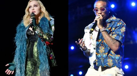 New Song:  Madonna - 'Future' (featuring Quavo)