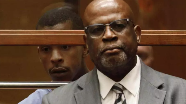 Chris Darden Steps Away From Nipsey Hussle Murder Case