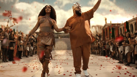 New Video: DJ Khaled & SZA - 'Just Us'