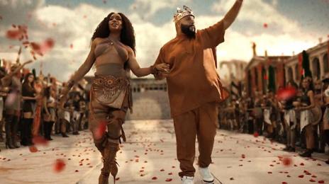 New Video: DJ Khaled & SZA - 'Just Us'