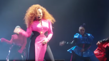 Watch: Janet Jackson Revives 'Trust A Try' Live In Vegas