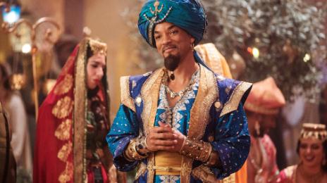 Will Smith's 'Aladdin' Set For $80 Million Opening