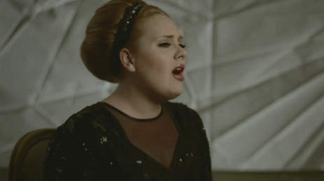 From The Vault: Adele - 'Rolling In The Deep'