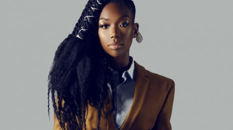 She's Coming! Brandy Signals Return With 'Freedom Rings' Tease