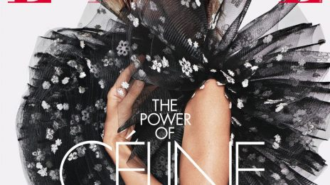 Celine Dion Covers ELLE