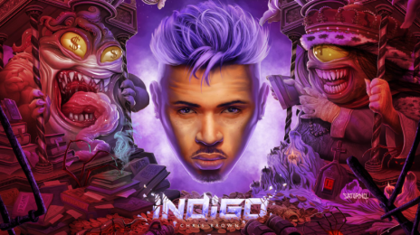 Chris Brown Unveils Cover for New Album 'Indigo' / Teases 'Wobble Up' Video Featuring Nicki Minaj