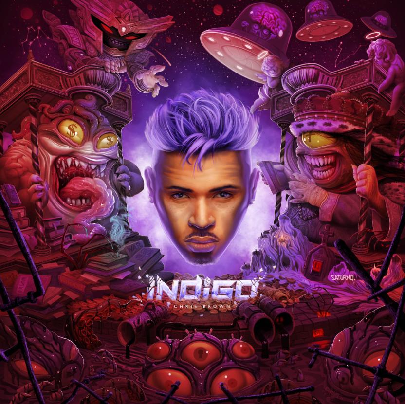 Chris Brown Reveals 37-Song Tracklist For 'Indigo' Album ...