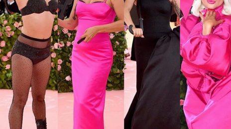 Lady Gaga, Ciara, Cardi B, Nicki Minaj, & More Turn Heads at 2019 Met Gala [Photos]