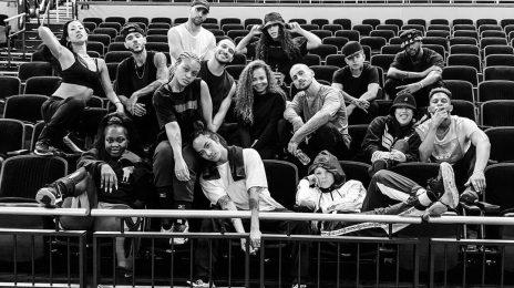 Janet Jackson Teases 'Metamorphosis' With Rehearsal Snap