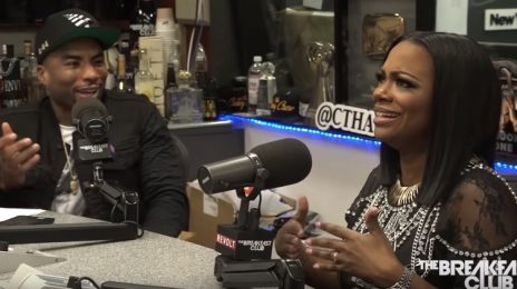 Watch: Kandi Dishes On #RHOA, The Dungeon Tour, Phaedra Ultimatum, Xscape Future, & More On 'The Breakfast Club'