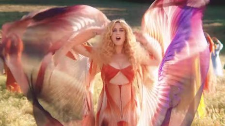 New Video: Katy Perry - 'Never Really Over'