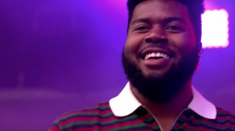 Khalid Performs 'Talk' At BBC Radio 1's Big Weekend