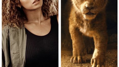 First Look: Beyonce As Nala In 'The Lion King'