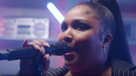Watch:  Lizzo Belts 'Juice' & More Live For MTV's 'Push' & The Current