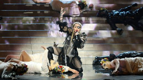 Madonna Slammed By Israeli Minister For Controversial Eurovision Performance
