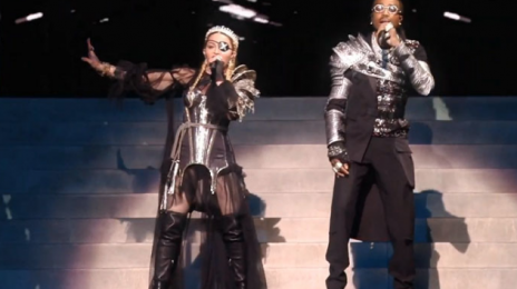 Watch:  Madonna & Quavo Wow With Controversial Performance at 2019 Eurovision