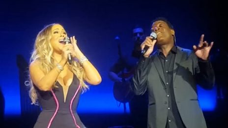 Mariah Carey Wows London With 'Endless Love' & 'Without You'