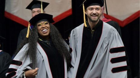 Missy Elliott & Justin Timberlake Receive Honorary Doctorates at Berklee College of Music [Photos]