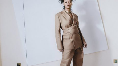 Rihanna Spills On New Album, Lady Gaga, & Drake / Gives First Glimpse Of Fenty Fashion Line
