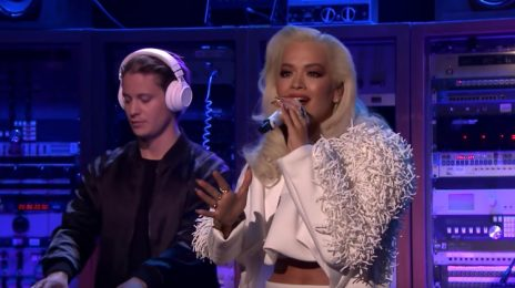 Rita Ora Belts 'Carry On' With Kygo On 'Fallon' [Performance]
