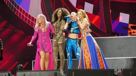 The Spice Girls Kick Off 'Spice World' Reunion Tour In Spectacular Fashion