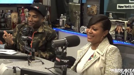 Teairra Mari Gets Grilled On 'The Breakfast Club' / Spills On 50 Cent Feud & Online Humiliation