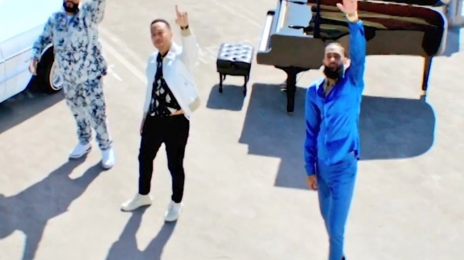New Video:  DJ Khaled - 'Higher' (featuring John Legend & Nipsey Hussle)