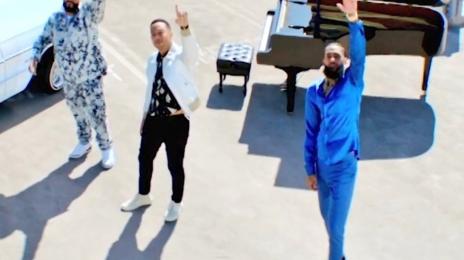 New Video:  DJ Khaled - 'Higher' (featuring John Legend & Nipsey Hussle)
