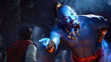 'Aladdin' Starring Will Smith Exceeds Expectations / Flies Past $100 Million For US Opening, Hits #1 Worldwide
