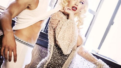 Christina Aguilera Slays Galore Magazine's Icon Issue
