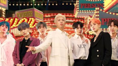 BTS Announce New Single 'Dynamite'