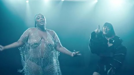 New Video:  Charli XCX & Lizzo - 'Blame It On Your Love'