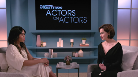 Watch: Regina Hall & Emilia Clark On 'Actors on Actors'