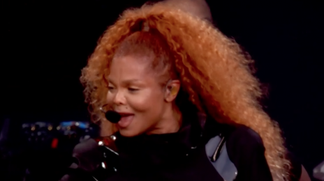Watch: Janet Jackson Live At Glastonbury