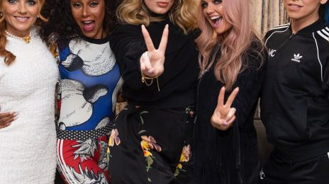 Adele Meets The Spice Girls