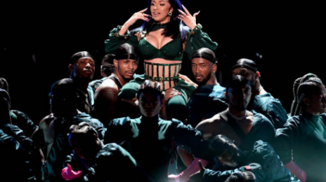 Cardi B's 'Press' Streamed 23 Million Times On Spotify