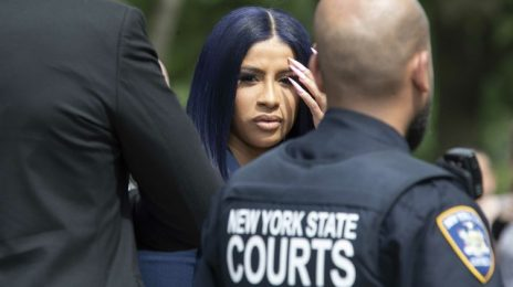 Cardi B Pleads Not Guilty in Strip Club Brawl Case