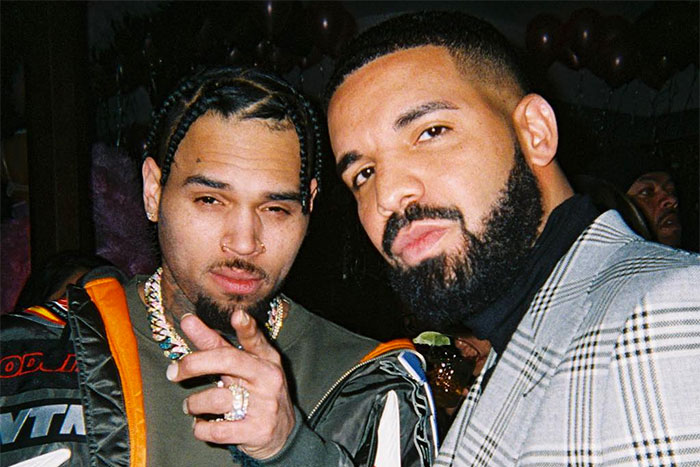 New Song: Chris Brown & Drake - 'No Guidance' - That Grape Juice