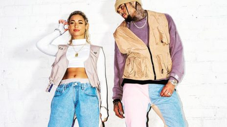 New Video:  DaniLeigh - 'Easy (Remix)' [featuring Chris Brown]