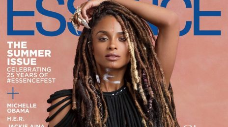 Ciara Scorches Essence Magazine's Summer Issue