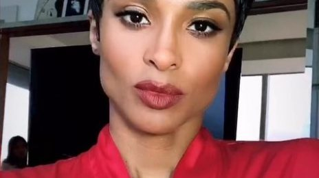 Ciara Debuts New Pixie Cut