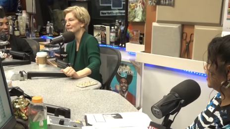 Watch: Elizabeth Warren Takes To 'The Breakfast Club' Ahead Of 2020 Election