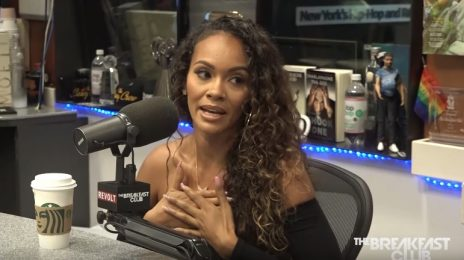 Evelyn Lozada Visits 'The Breakfast Club' / Talks Basketball Wives Drama With Jennifer Williams, Tami Roman, & More