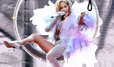 Jennifer Lopez Kicks Off 'It's My Party Tour' With Hit-Filled Set