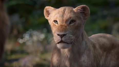 The Lion King: Beyonce Unleashes First Look At Nala In All-New Trailer